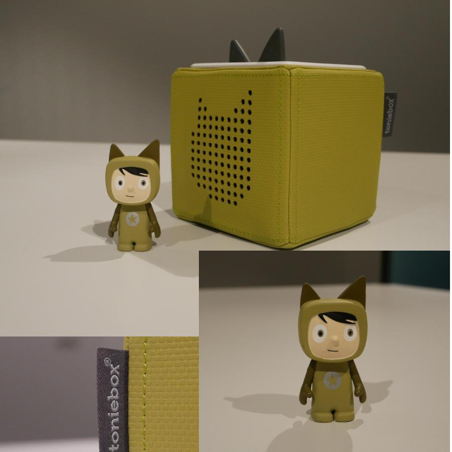 Toniebox - Designdetails