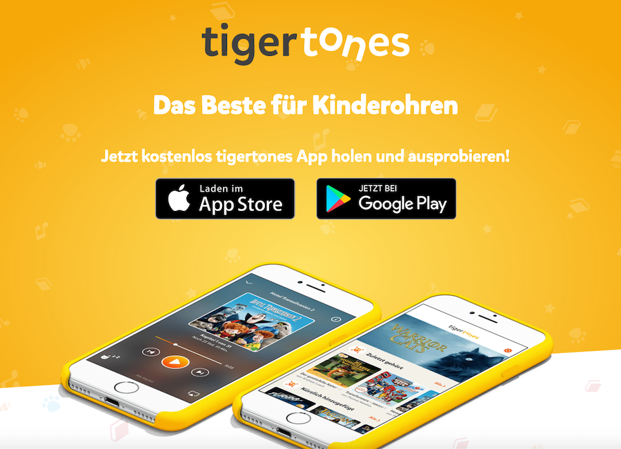 Tigerbox - TigerTones Startseite